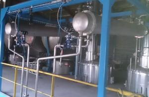 Condensators regulation and control